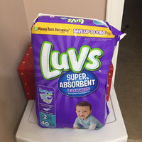 Stretch Luvs Super Absorbent Leakguards Diapers Size 1 48 Count  uploaded by Luisa F.