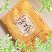 Burt's Bees Facial Cleansing Towelettes With White Tea Extract uploaded by Alexis P.