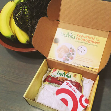 Photo of belVita Breakfast Biscuits Cinnamon Brown Sugar uploaded by Jessica P.