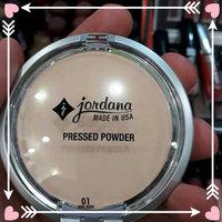 JORDANA Perfect Pressed Powder uploaded by Wesooooo D.