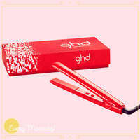 GHD Red Gloss Styler uploaded by Danielle S.