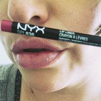 NYX Slim Lip Liner Pencil uploaded by Marcie M.