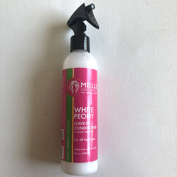 Photo of MIELLE® White Peony Leave-in Conditioner uploaded by Kendro T.