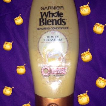 Photo of Garnier Whole Blends™ Honey Treasures Repairing Shampoo uploaded by Hope B.