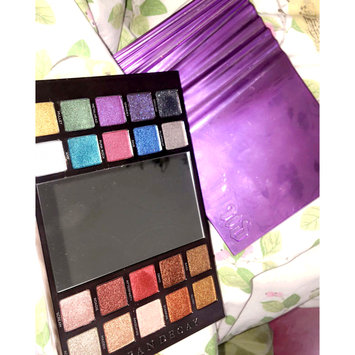 Photo of Urban Decay Heavy Metals Metallic Eyeshadow Palette uploaded by Aaliyah H.