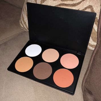 Photo of BH Cosmetics Contour and Blush Palette uploaded by Brandi M.