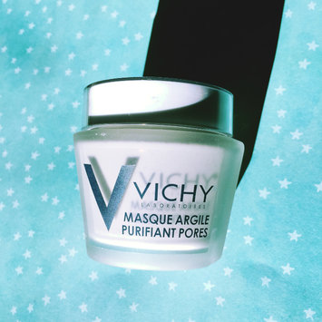 Photo of Vichy Mineral Pore Purifying Facial Clay Mask uploaded by Fallon B.