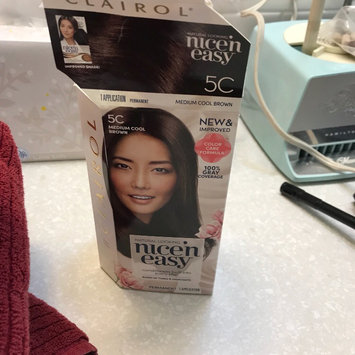 Photo of Clairol Nice'n Easy Permanent Hair Color uploaded by Sandy D.