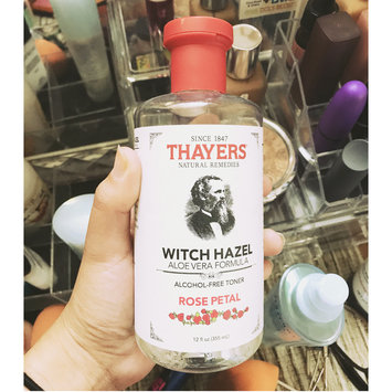 Photo of Thayers Alcohol-Free Rose Petal Witch Hazel Toner uploaded by Brittany S.