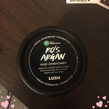 Photo of LUSH Ro's Argan Body Conditioner uploaded by Annie M.
