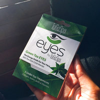 ToGoSpa Green Tea - Rejuvenating Eye Pads 3 piece uploaded by Ari W.