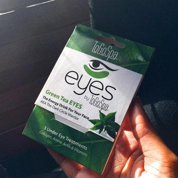 Photo of ToGoSpa Green Tea - Rejuvenating Eye Pads 3 piece uploaded by Ari W.
