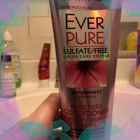 L'Oréal Paris EverPure Moisture Conditioner uploaded by Cynthia H.