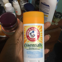 ARM & HAMMER™ Essentials Solid Deodorant Unscented uploaded by Naturally.Ahimsa H.