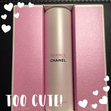 Photo of CHANEL Chance Eau De Toilette Twist And Spray uploaded by Jocelyn M.