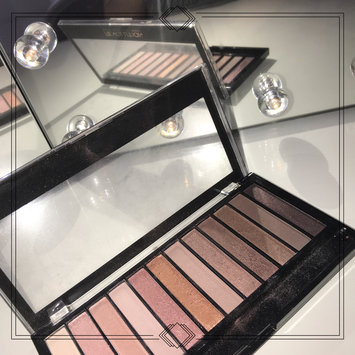 Photo of Makeup Revolution Redemption Eyeshadow Palette Iconic 3 uploaded by Ellie T.