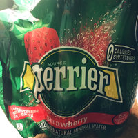 Perrier Strawberry Sparkling Natural Mineral Water uploaded by Erica M.