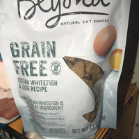 Purina Beyond Grain Free Ocean Whitefish & Egg Recipe Natural Cat Snacks 2.1 oz. Pouch uploaded by Maggie P.