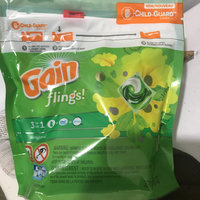 Gain Flings Original Laundry Detergent Pacs uploaded by Maggie P.