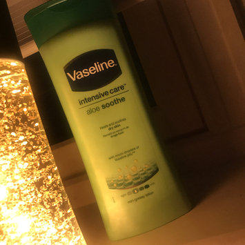 Photo of Vaseline® Intensive Care™ Aloe Soothe Lotion uploaded by Chelsea W.