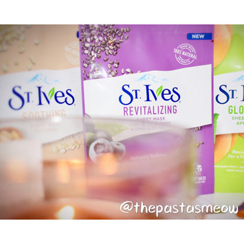 Photo of St. Ives Soothing Oatmeal Sheet Mask uploaded by Amanda A.