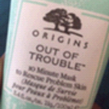 Photo of Origins Out Of Trouble™ 10 Minute Mask To Rescue Problem Skin uploaded by Tiffany B.
