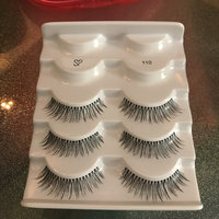 Salon Perfect Perfectly Natural Eyelashes, 110 Black, 4 pair uploaded by HelloooMindyyy M.