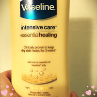 Vaseline® Intensive Care™ Essential Healing Lotion uploaded by Alyssa B.