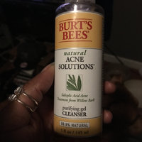 Burt's Bees Natural Acne Solutions Purifying Gel Cleanser uploaded by Victoria S.