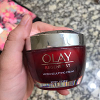 Olay Regenerist Micro-Sculpting Cream Face Moisturizer uploaded by Ashley R.