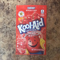 Kool-Aid Cherry Caffeine Free Unsweetened Soft Drink Mix uploaded by Miranda F.