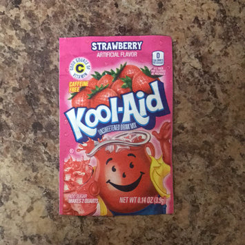 Photo of Kool-Aid Strawberry Flavor Unsweetened Soft Drink Mix uploaded by Miranda F.
