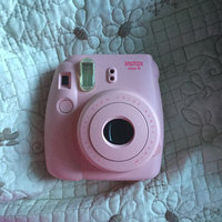 Colorful Plastic Protect Case for Fujifilm Instax Mini 8 Polaroid Camera Pink uploaded by Sara G.