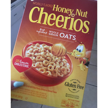 Photo of Honey Nut Cheerios uploaded by Liz A.