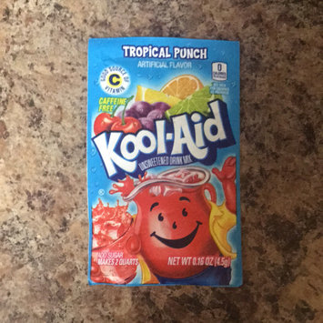 Photo of Kool-Aid Tropical Punch Unsweetened Soft Drink Mix uploaded by Miranda F.