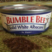 Bumble Bee Solid White Albacore Tuna In Water uploaded by Jill R.