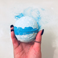 LUSH Frozen Bath Bomb uploaded by Jacklyn F.
