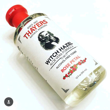 Photo of Thayers Alcohol-Free Rose Petal Witch Hazel Toner uploaded by Alex S.