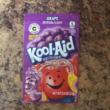 Photo of Kool-Aid Grape Flavor Unsweetened Soft Drink Mix uploaded by Miranda F.