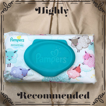Photo of Pampers® Sensitive™ Wipes uploaded by Madison J.