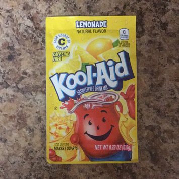 Photo of Kool-Aid Lemonade Caffeine Free Unsweetened Soft Drink Mix uploaded by Miranda F.