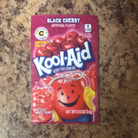 Kool-Aid Black Cherry Unsweetened Drink Mix uploaded by Miranda F.