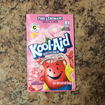 Photo of Kool-Aid Pink Lemonade Unsweetened Drink Mix uploaded by Miranda F.