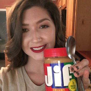 Photo of Jif Creamy Peanut Butter Spread uploaded by Olivia M.
