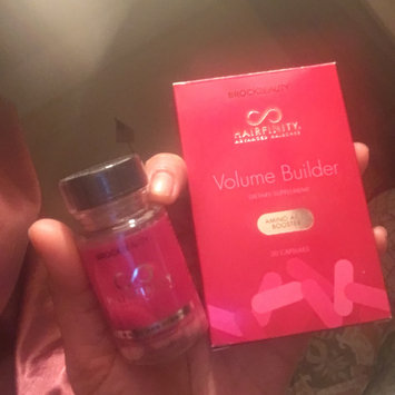 Photo of Hairfinity Healthy Hair Vitamins Supplements uploaded by Gilsia G.