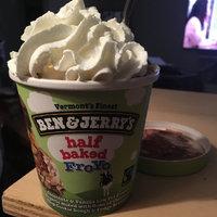 Ben & Jerry's® Half Baked Frozen Yogurt uploaded by Lisa F.