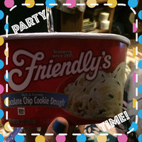 Friendly's Rich & Creamy Chocolate Chip Cookie Dough Premium Ice Cream uploaded by Kat A.