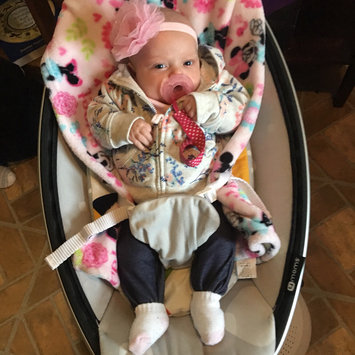 Photo of 4Moms MamaRoo Plush uploaded by April J.