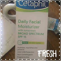 Cetaphil Fragrance Free Daily Facial Moisturizer uploaded by Maria R.