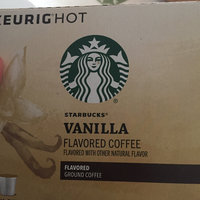Starbucks Vanilla Flavored Coffee K-Cups uploaded by Rebecca M.